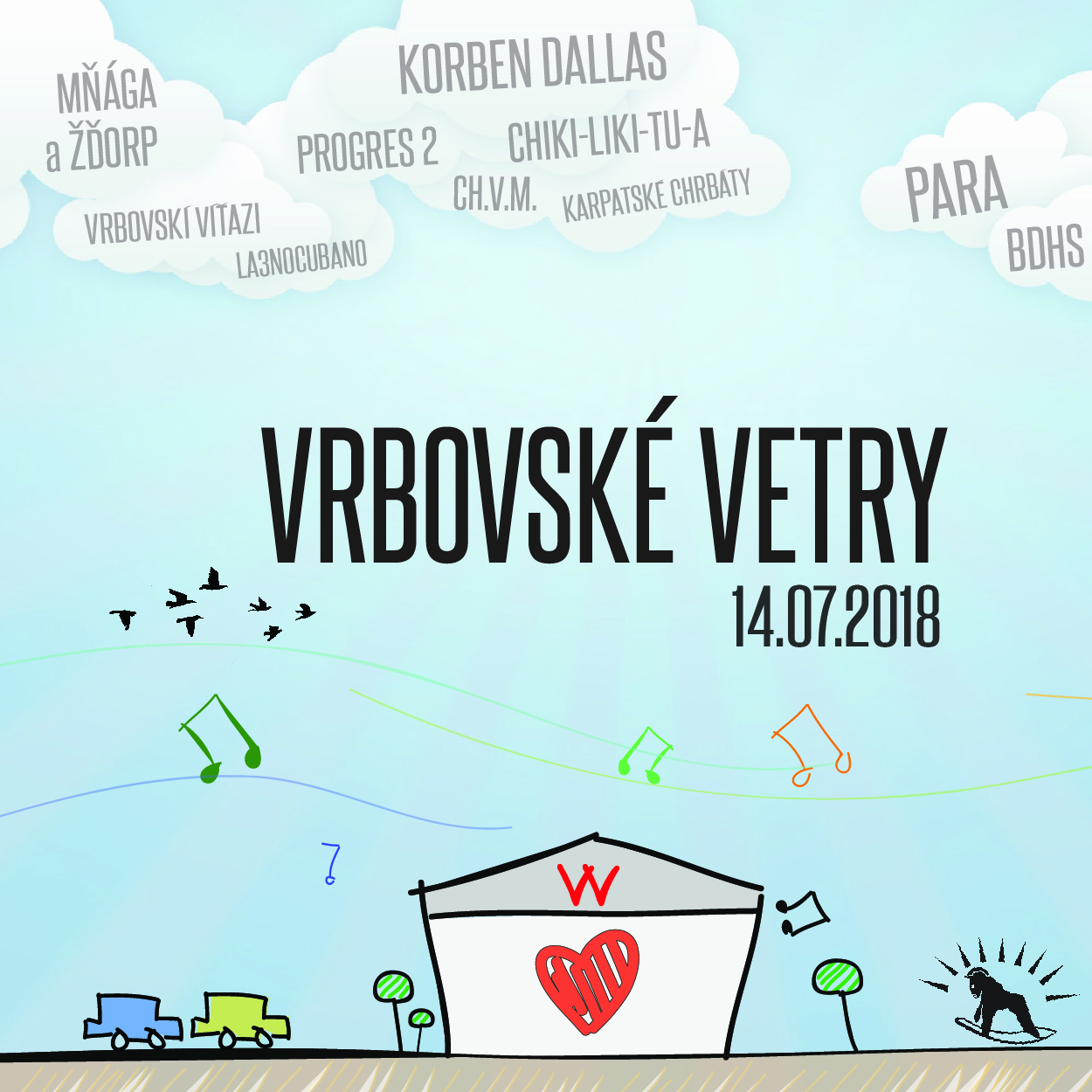 VRBOVSKÉ VETRY