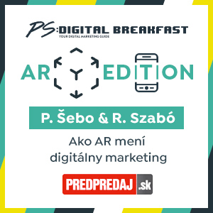 PS:Digital Breakfast - AR edition