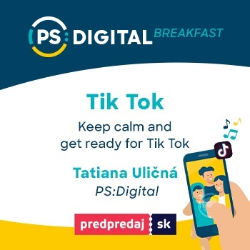 PS:Digital Breakfast - Tik Tok EDITION