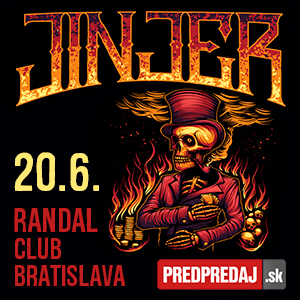 JINJER + supports