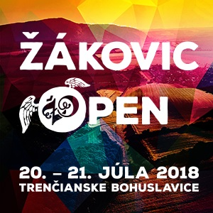 Žákovic Open 2018