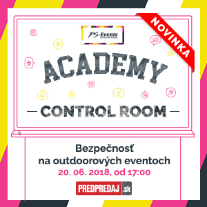 PS:Events Academy – Control Room edition