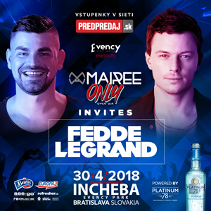 Mairee Only invites Fedde Le Grand