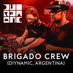 Levity with Brigado Crew (Diynamic, Argentina)