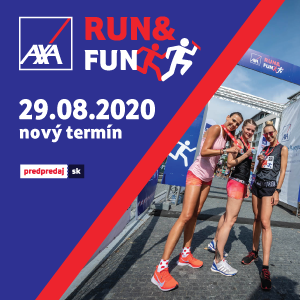AXA Run & Fun 2020