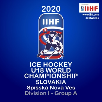 2020 IIHF Ice Hockey U18 World Championship; Division IA
