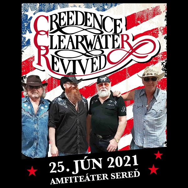 Creedence Clearwater Revived - koncert