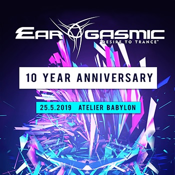 "EAR-GASMIC ""10 Year Anniversary"""