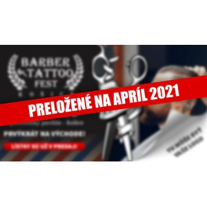 Barber & Tattoo Fest 2021