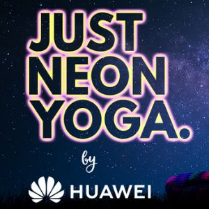 Just neon Yoga by Huawei 2019