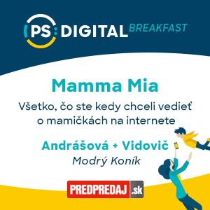 PS:Digital Breakfast - Mamma Mia EDITION