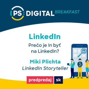 PS:Digital Breakfast - LinkedIn EDITION