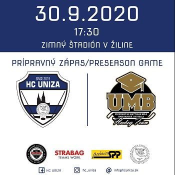 HC UNIZA - UMB Hockey Team