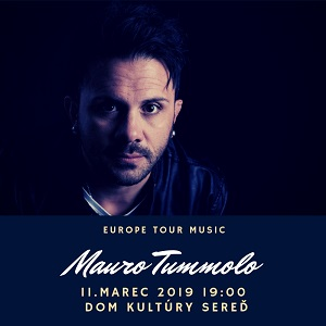 Mauro Tummulo - Europe Tour Music