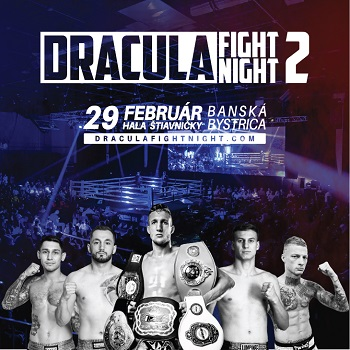 Dracula Fight Night 2