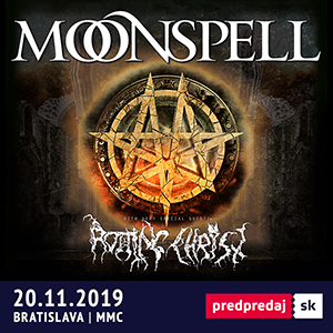 Moonspell + Rotting Christ + Galadriel + guest
