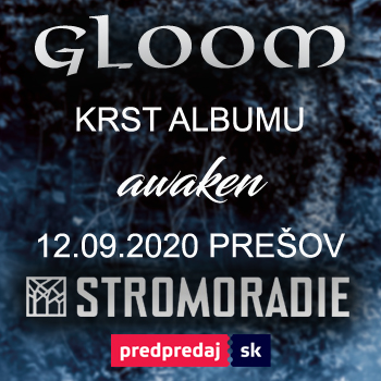 Gloom Krst Albumu
