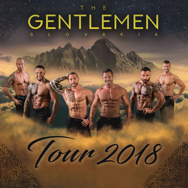 THE GENTLEMEN TOUR 2018