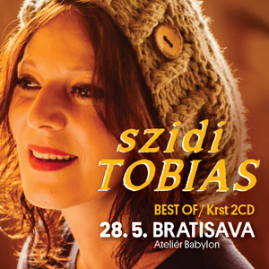 Szidi TOBIAS - Best of Krst 2CD