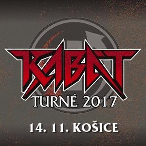 KABÁT TURNÉ 2017 - Košice - vstupenky  18d9b5b51fd