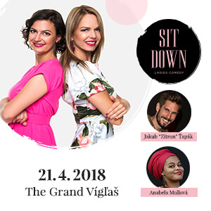 Sit down ladies comedy - Vígľaš - ZRUŠENÉ