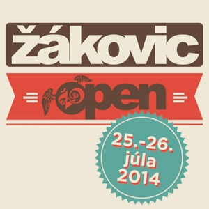 ŽÁKOVIC OPEN 2014