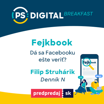 PS:Digital Breakfast - Fejkbook EDITION