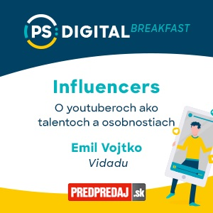 PS:Digital Breakfast – INFLUENCERS EDITION