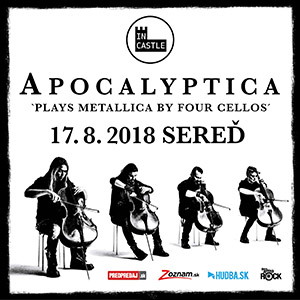 Apocalyptica - IN CASTLE