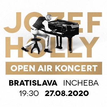 Jozef Holly band & Strings - OPEN AIR Bratislava 2020