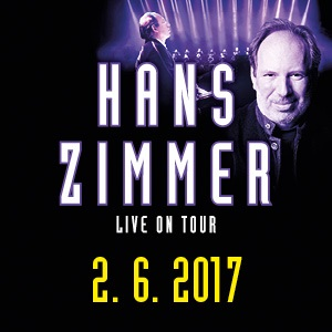 HANS ZIMMER - Live on tour