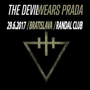 THE DEVIL WEARS PRADA & support