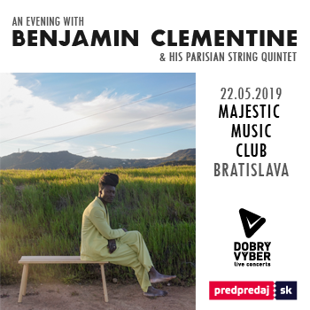 Benjamin Clementine and His Parisian String Quintet