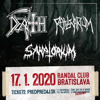 Death / Sanatorium / Ravenarium