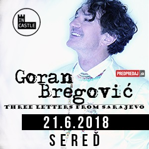 Goran Bregović - IN CASTLE
