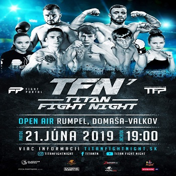 Titan Fight Night 7