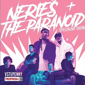 NERIEŠ + THE PARANOID 2018