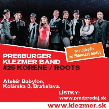 PREßBURGER KLEZMER BAND - #25 KORENE (ROOTS) - ZRUŠENÉ