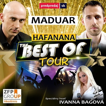 MADUAR - Hafanana The Best Of Tour 2019