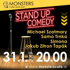 Monsters Stand Up Comedy