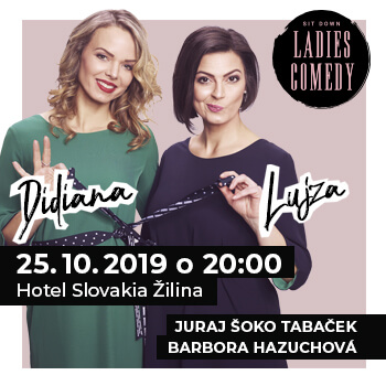 Sit Down Ladies Comedy - Žilina
