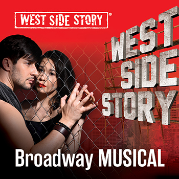 West SIDE STORY – originál Broadway muzikál - Martin