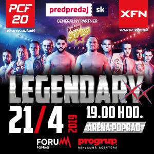 PCF 20 LEGENDARY