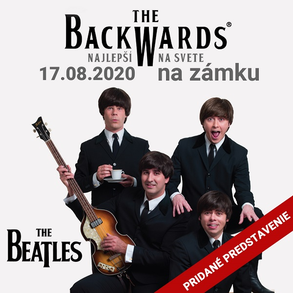 The BEATLES na zámku – THE BACKWARDS