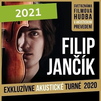 Filip Jančík Tour 2021