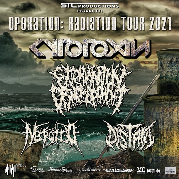 Cytotoxin / Extermination Dismemberment / Distant / Necrotted