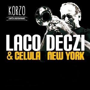 LACO DECZI & CELULAR NEW YORK