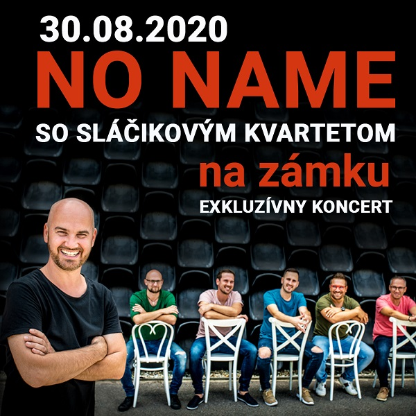 NO NAME na zámku