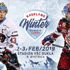 Kaufland Winter Classic games - BB vs. ZV