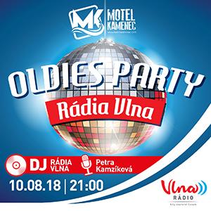 edfe46df4 Oldies Party Radia Vlna - vstupenky | Predpredaj.sk